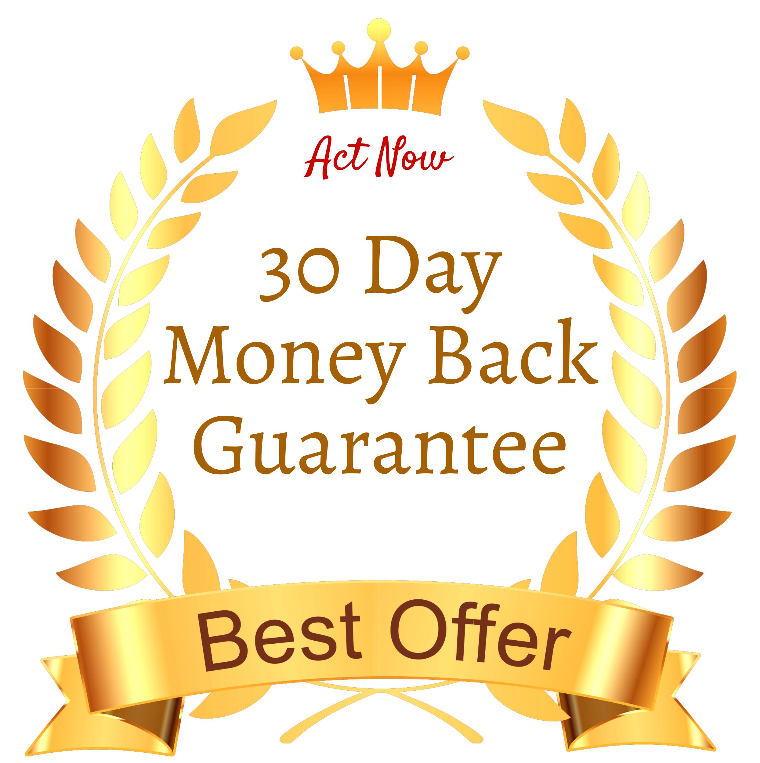 Superhero marketing 30 day money back Guaranteee